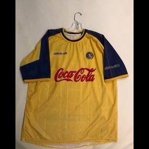 Club America Mexico Football/Soccer Jersey